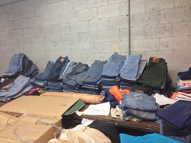 Used Apparel (Men s, Women s, Children s), Pants, Tops, Shirts, Jeans